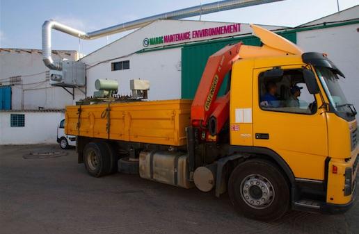 Garanties de traitement des déchets indu